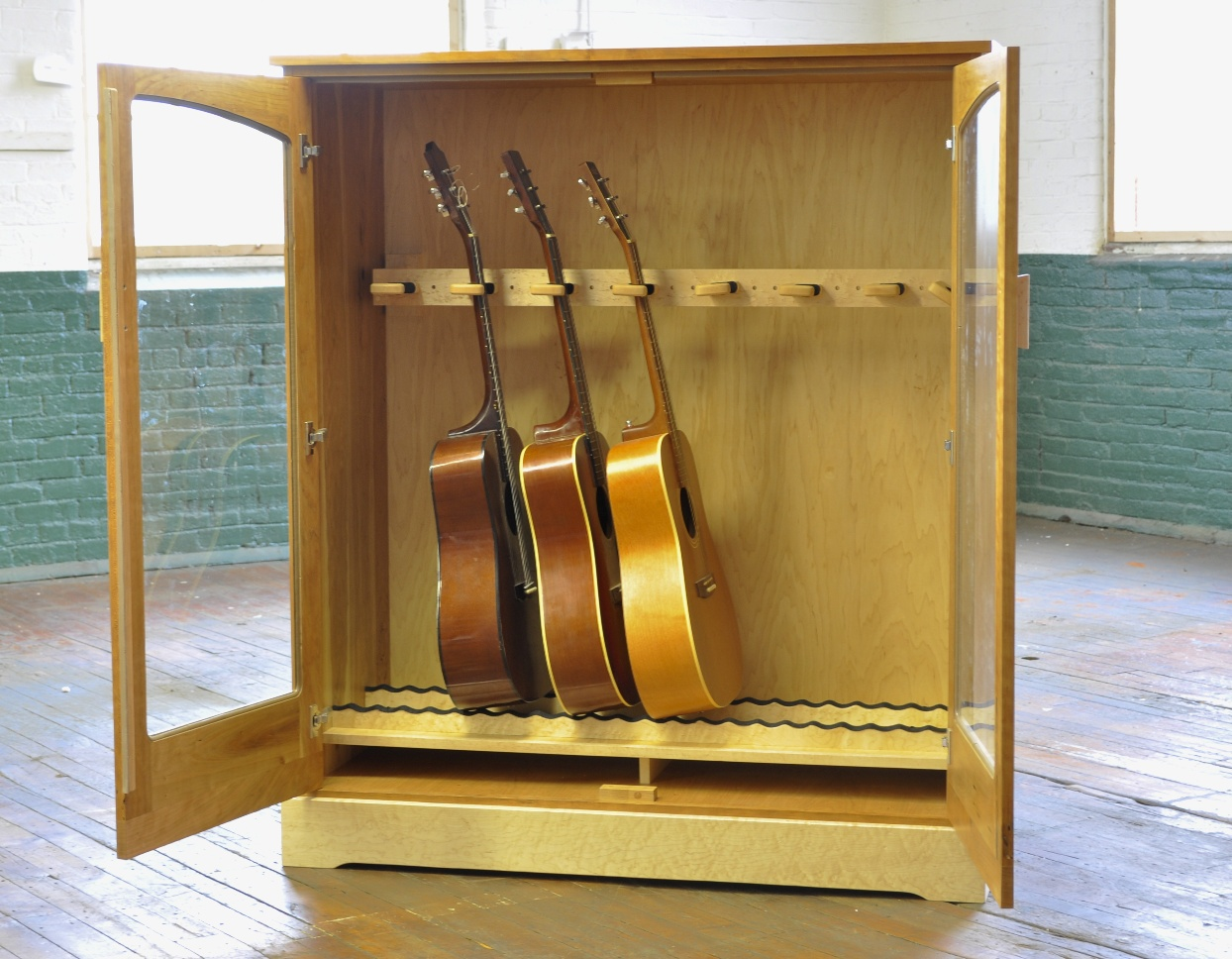 Guitar Display Case