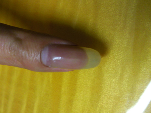 Could Grow my Pinky Nail